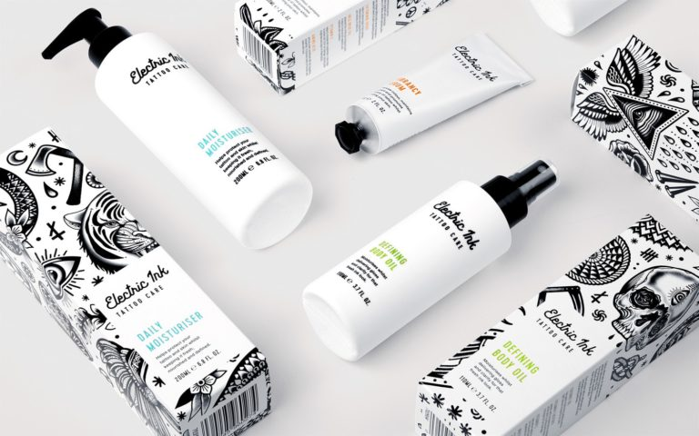 Electric Ink Branding